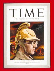 Shostakovich Time