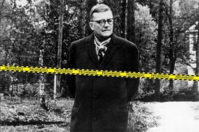 Shostakovich Prohibido