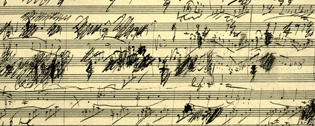 Beethoven - Borradores