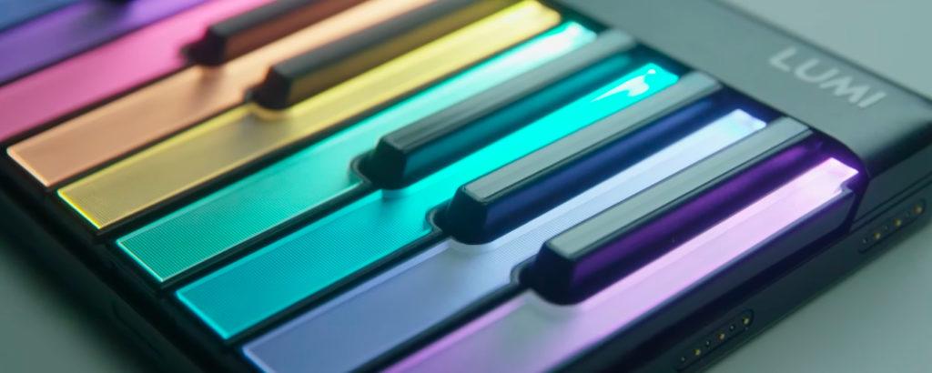 Lumi Keyboard