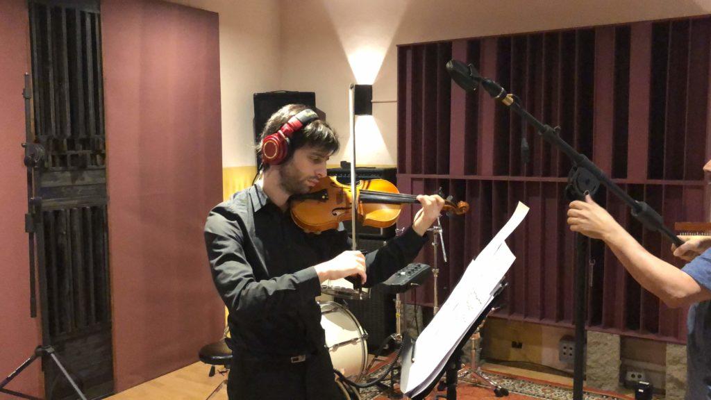 Orquesta Interactiva - Violín