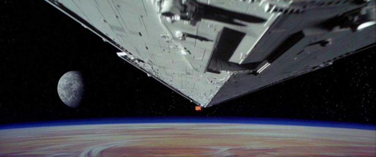 Star Wars Viaje Intergalactico